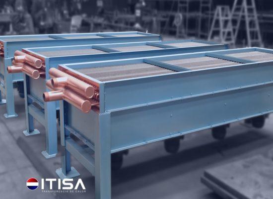 Condensador-de-cobre-ITISA-MEXICO