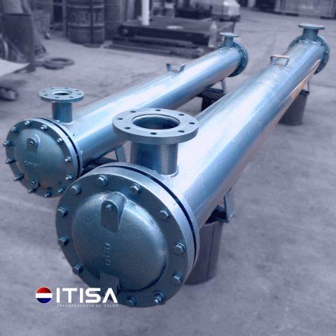 Evaporadores y Condensadores para sistemas de refrigeracion