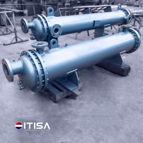 Evaporadores y Condensadores para sistemas de refrigeracion 2