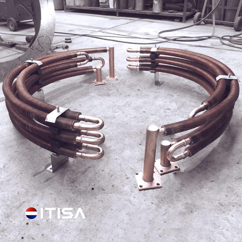 Serpentines-con-tubo-aletado-itisa-mexico