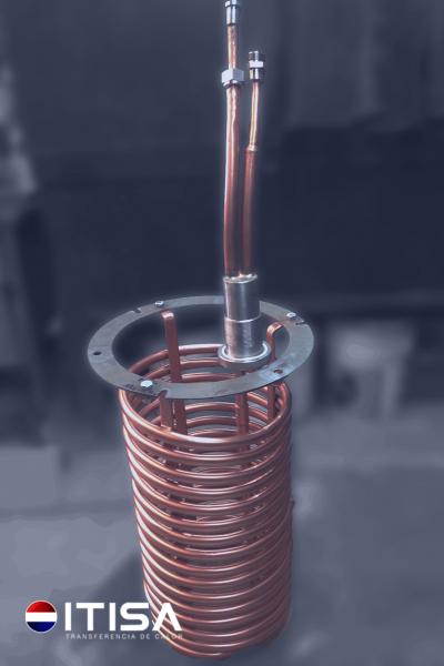 Serpentines de cobre ITISA MEXICO